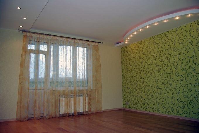 Как сделать дешевый ремонт в комнате своими руками